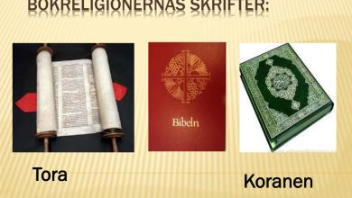 Photo of Frälsaren i heliga skrifter