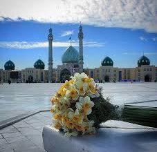 Photo of Imam Mahdis mor Narjis
